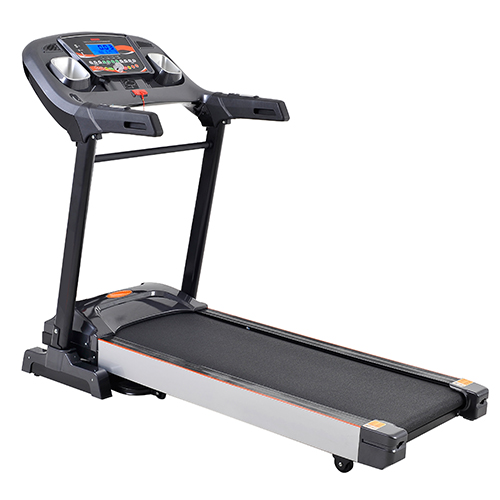 Hot Sale Multi-Function LCD Display DC Motor Home Use Electric Motorized Treadmill GZY-6628