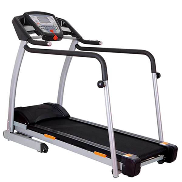 Multi-Function LCD Display Cheap DC Motor Home Use Electric Motorized Treadmill GZY-6618E