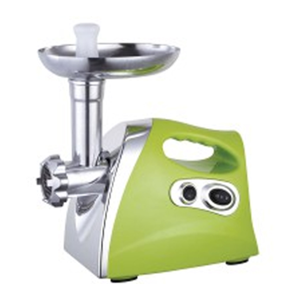 800W Hot sale home use stainless steel electric meat grinder GZY-88