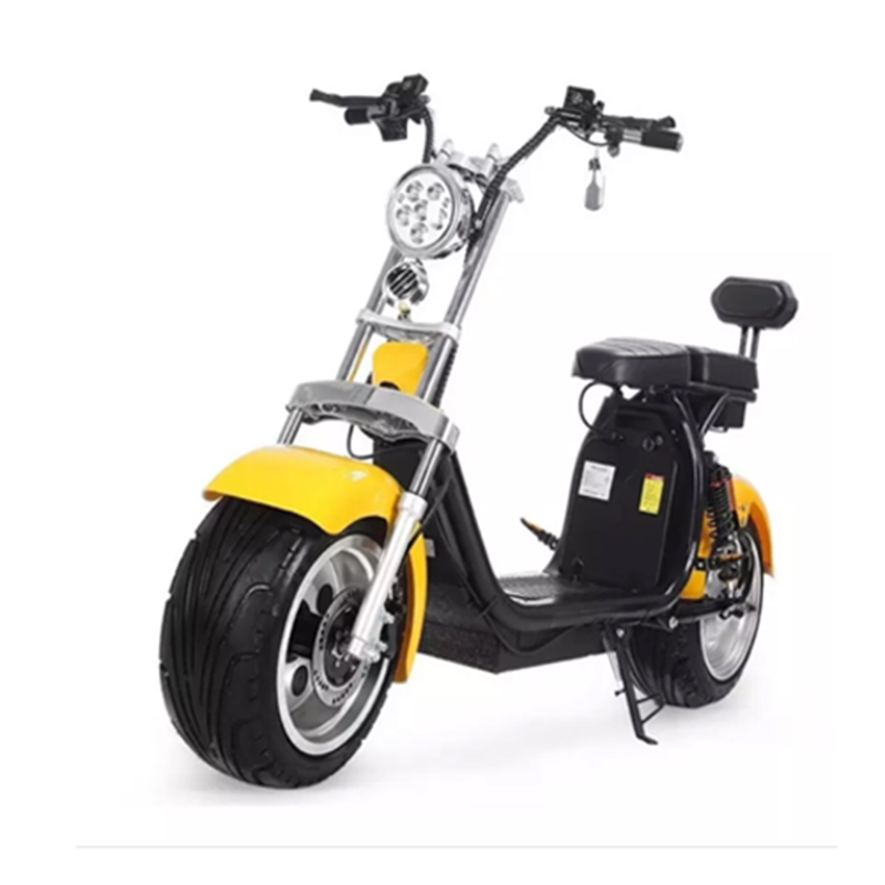 Hot sale 18Inch  Adult Big Wheels 1000W City Coco Electric ScooterGZY-05S(X7S)