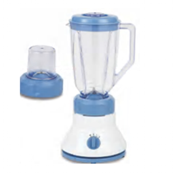 300W Hot sale home use 1.5L plastic big jar  electric 2 in 1 blender GZY-2815
