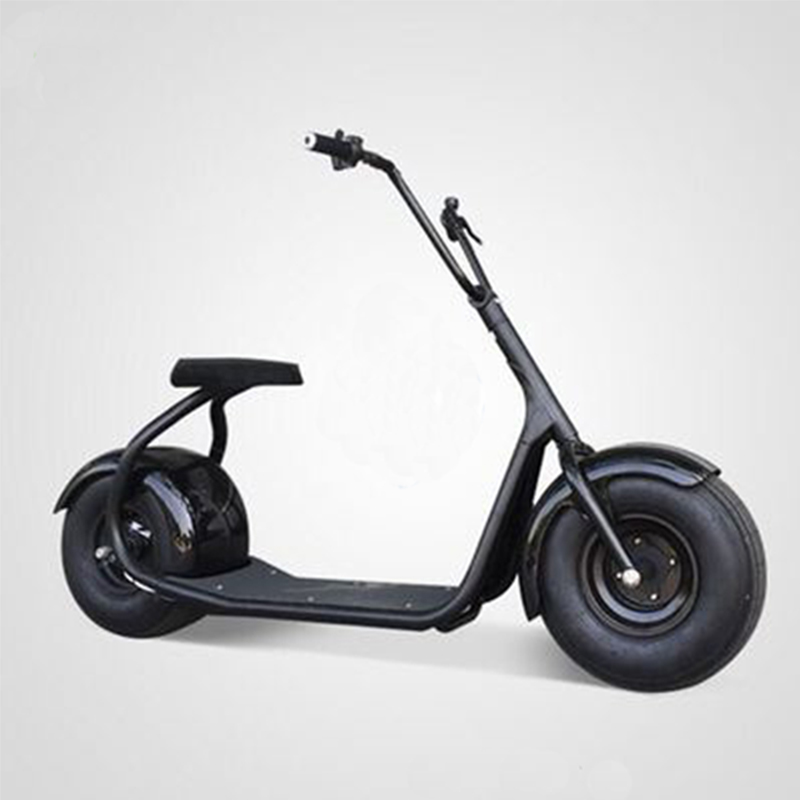 Hot sale 18Inch   Rubber Tubeless Tire New style City Coco Electric ScooterGZY-01