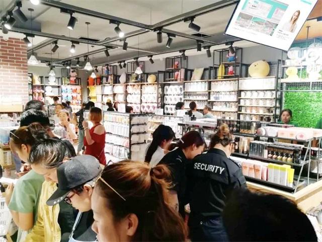 YOYOSO韩尚优品青海格尔木店盛大开业3