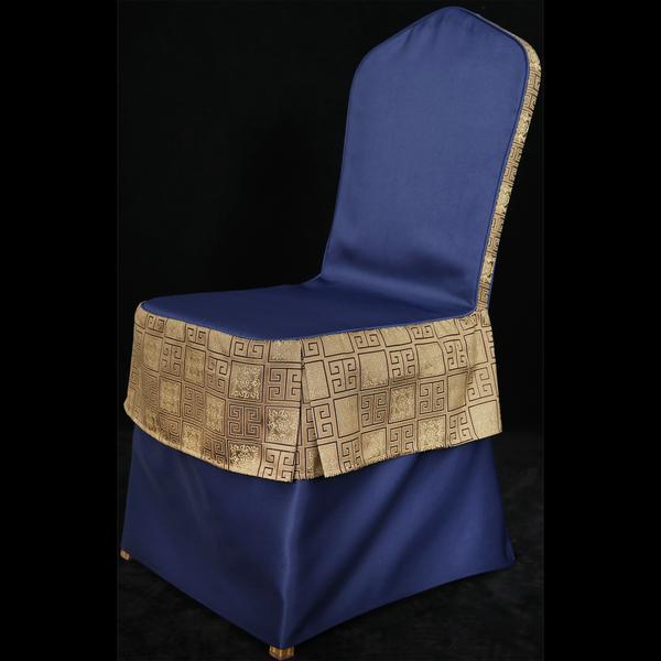 七星岛寿宴椅套