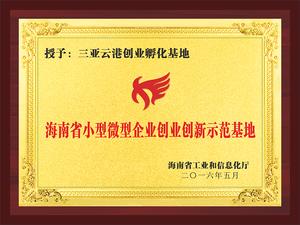 16三亚云港创业孵化基地入驻企业招募公告.jpg